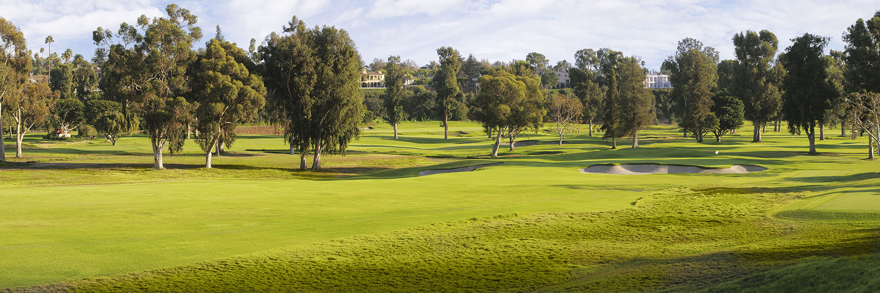 Golf Course Image - Riviera Country Club No. 3