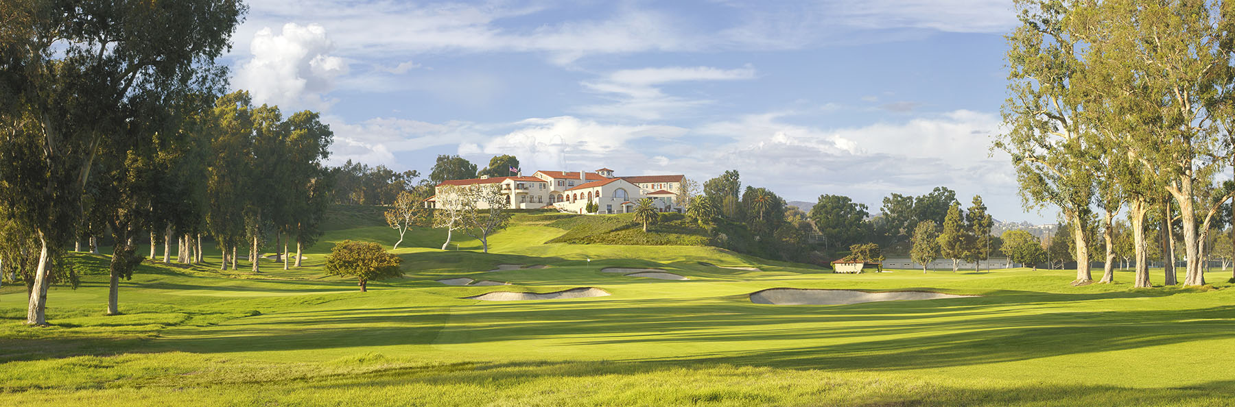 Golf Course Image - Riviera Country Club No. 9
