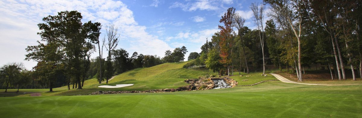 Robert Trent Jones Golf Trail at Capitol Hill Judge No. 18
