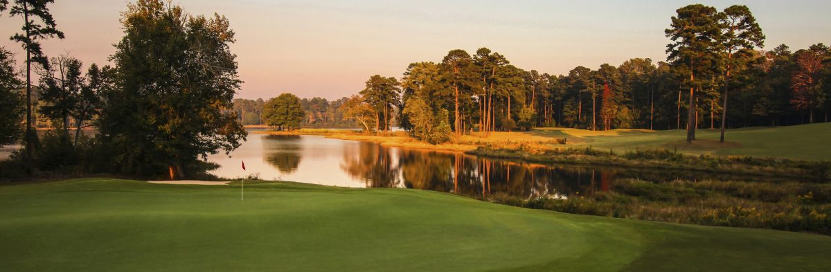 Robert Trent Jones Golf Trail at Grand National Lake Course No. 16