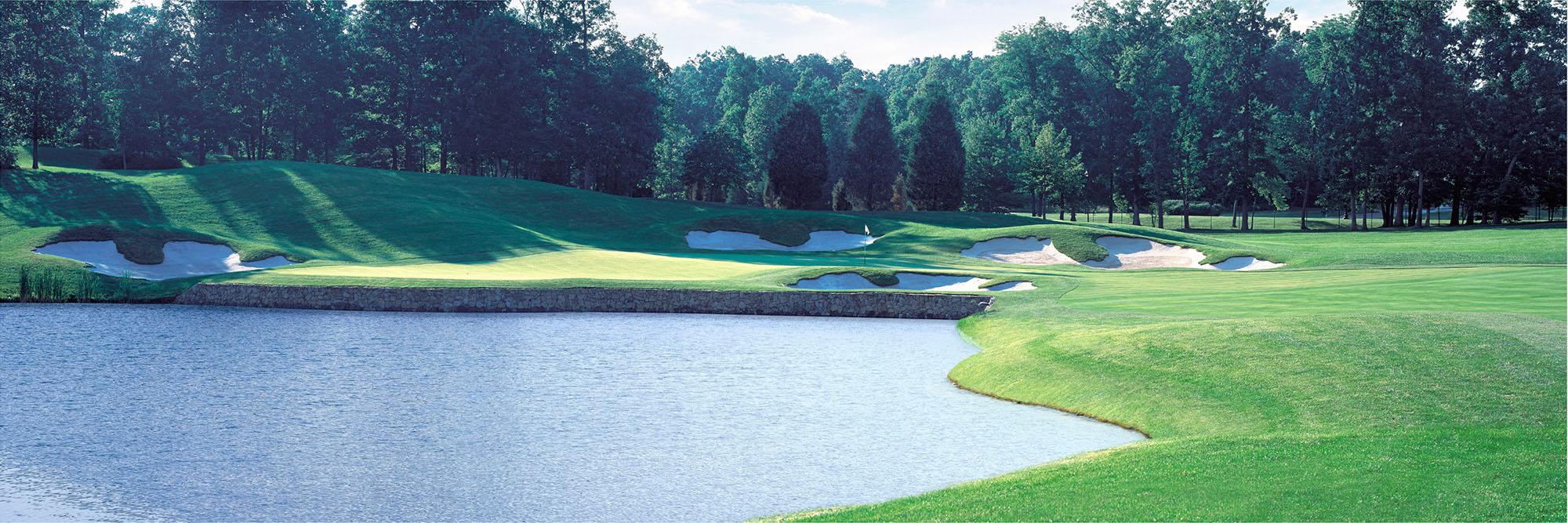 Golf Course Image - Robert Trent Jones No. 14