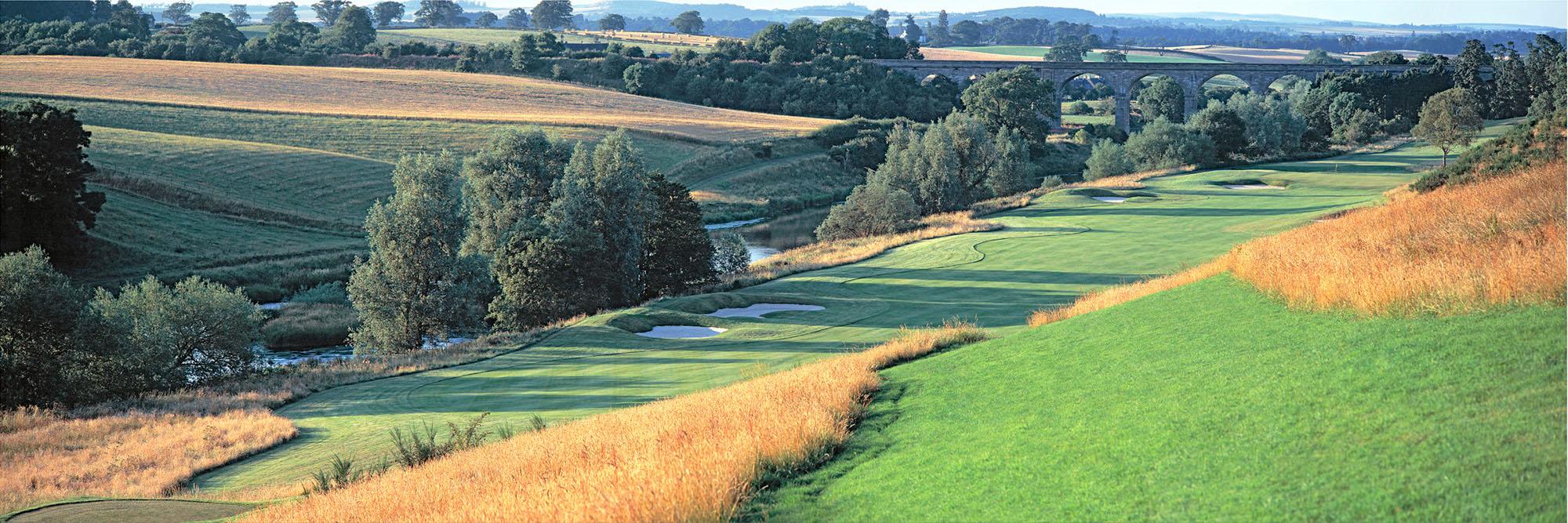 Golf Course Image - Roxburghe No. 14