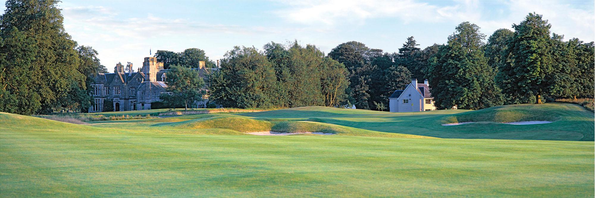 Golf Course Image - Roxburghe No. 18