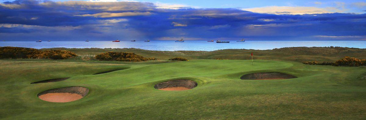 Royal Aberdeen Golf Club Balgownie No. 17