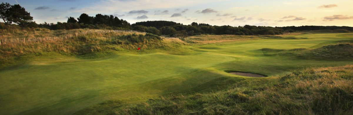 Royal Birkdale Golf Club No. 17