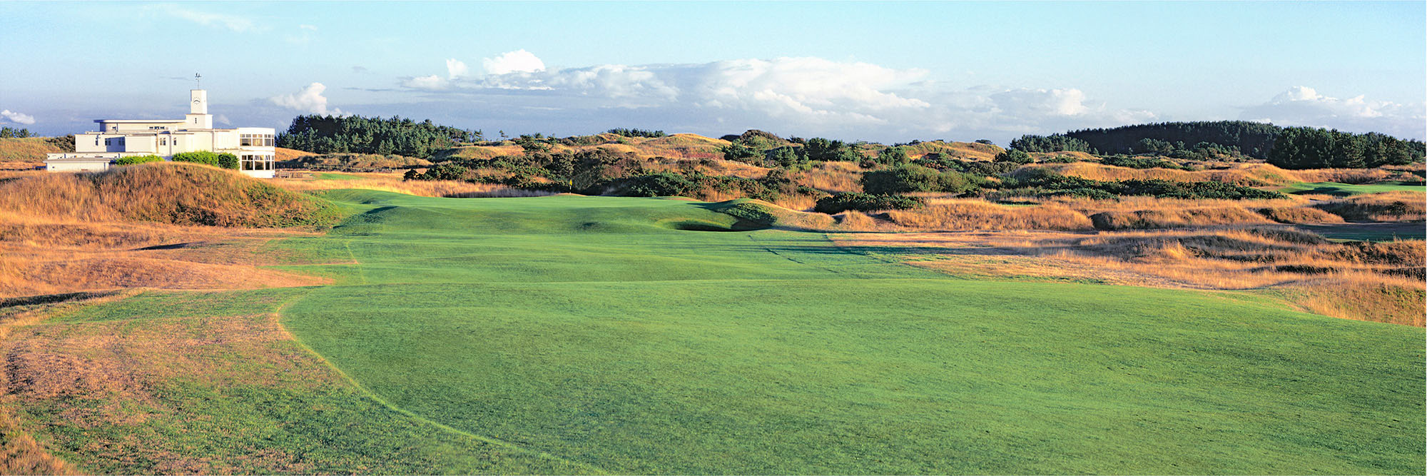 Golf Course Image - Royal Birkdale No. 9
