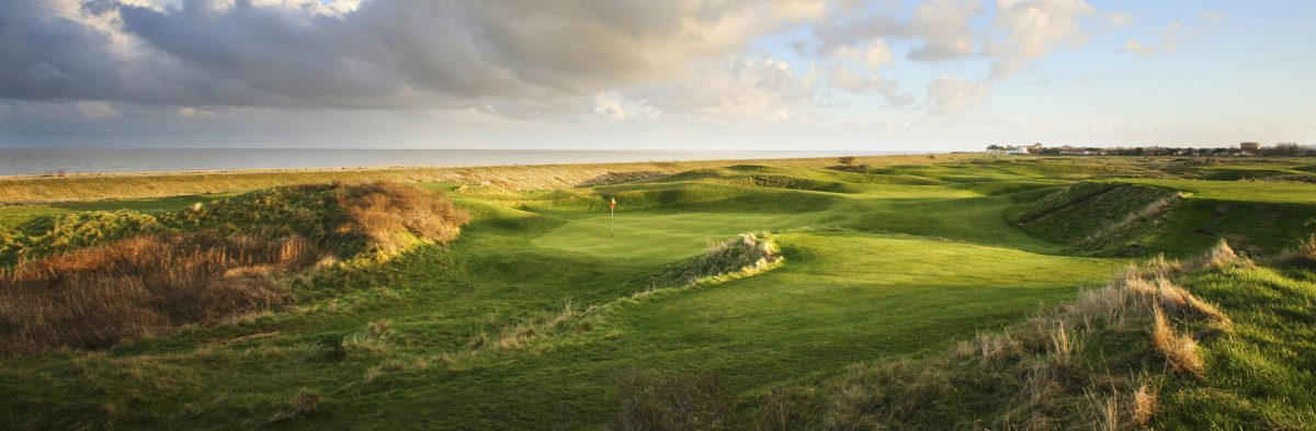 Royal Cinque Ports Golf Club No. 3