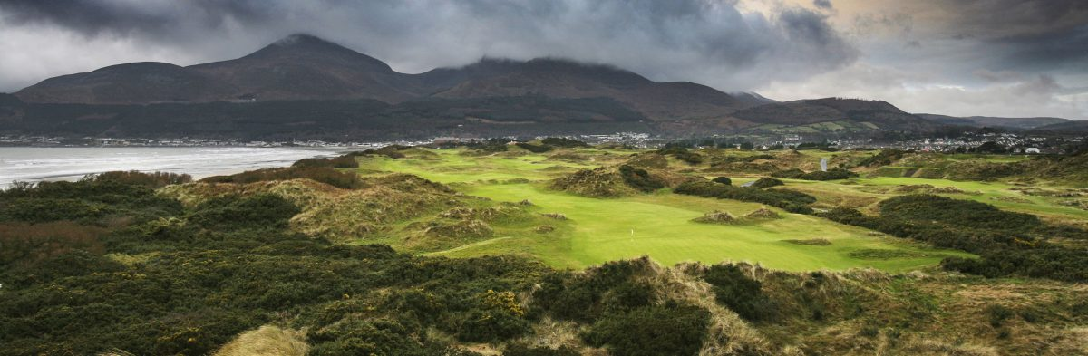 Royal County Down Golf Club Annesley No. 4