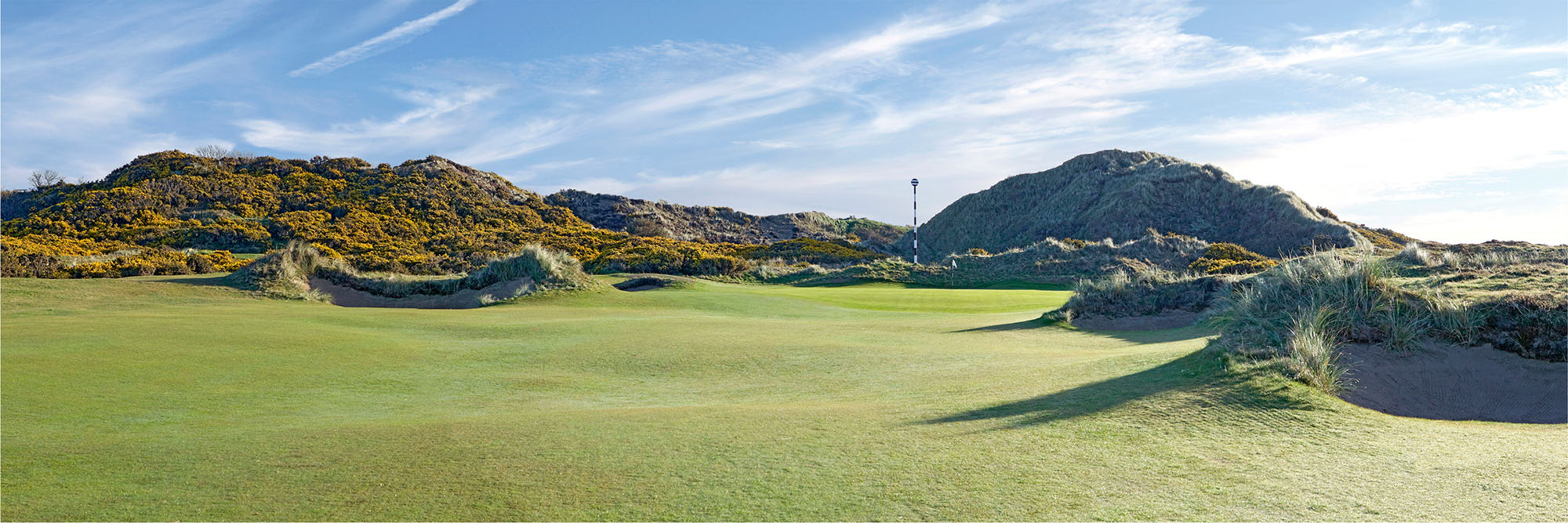 Golf Course Image - Royal County Down No. 3