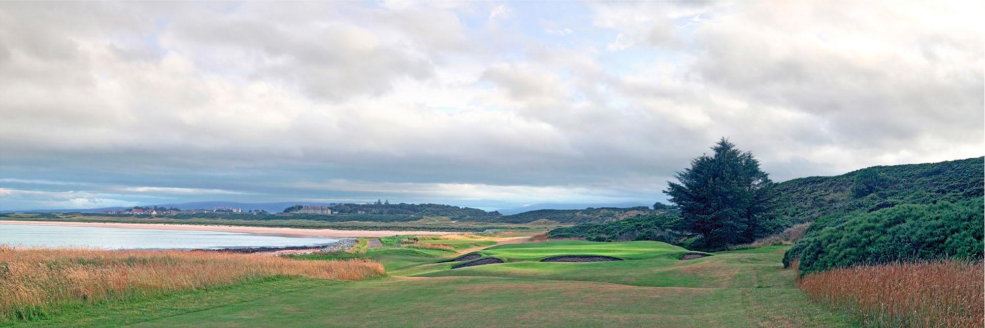 Golf Course Image - Royal Dornoch No. 10