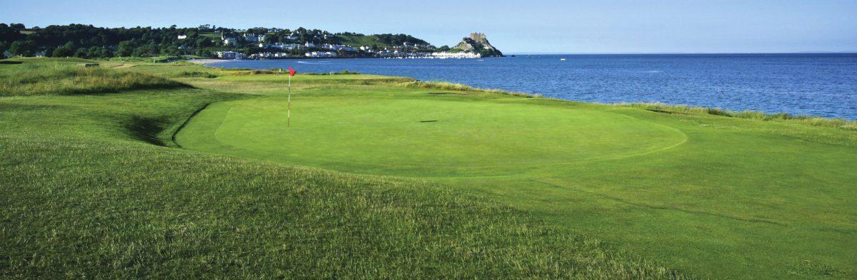 Royal Jersey Golf Club No. 1