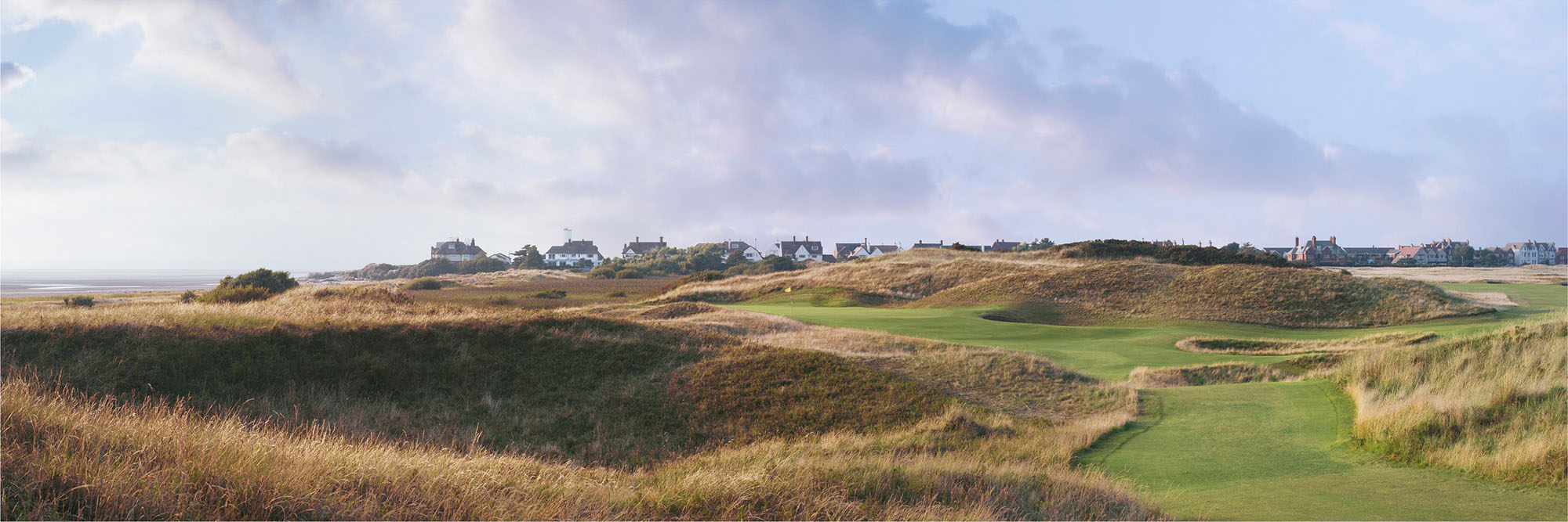 Golf Course Image - Royal Liverpool No. 11