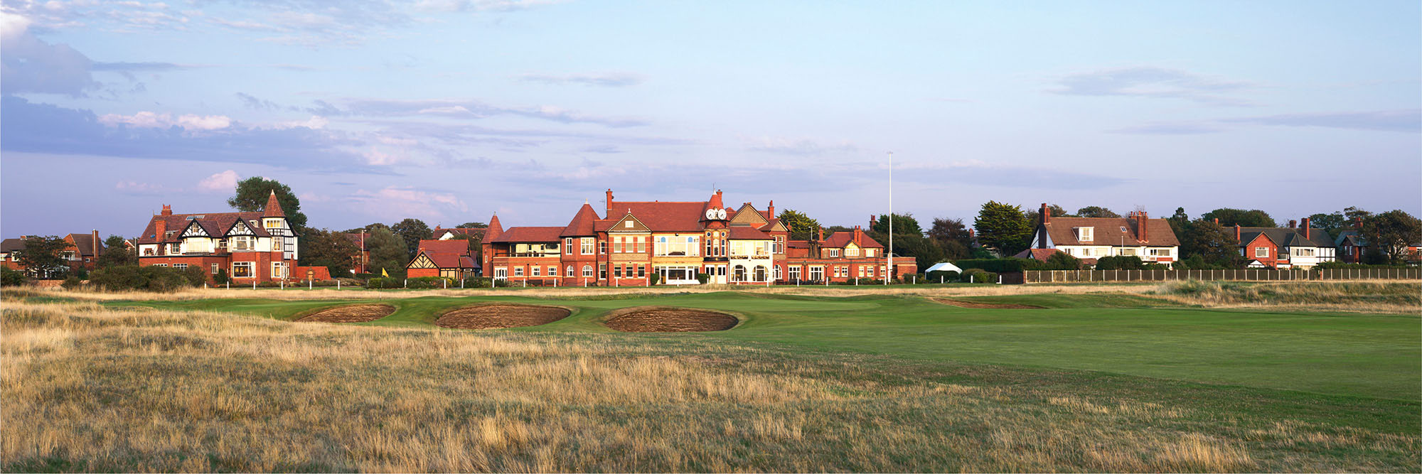 Golf Course Image - Royal Liverpool No. 16