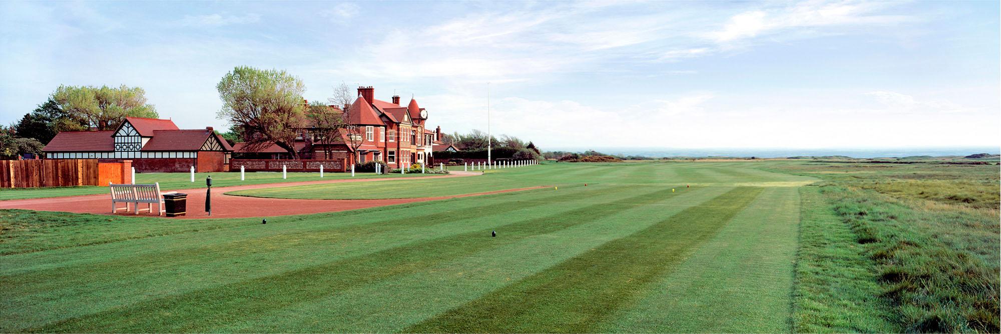 Golf Course Image - Royal Liverpool No. 1
