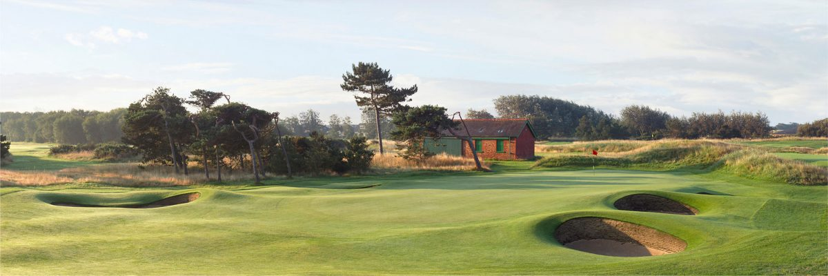Royal Lytham and St Anne's No. 13
