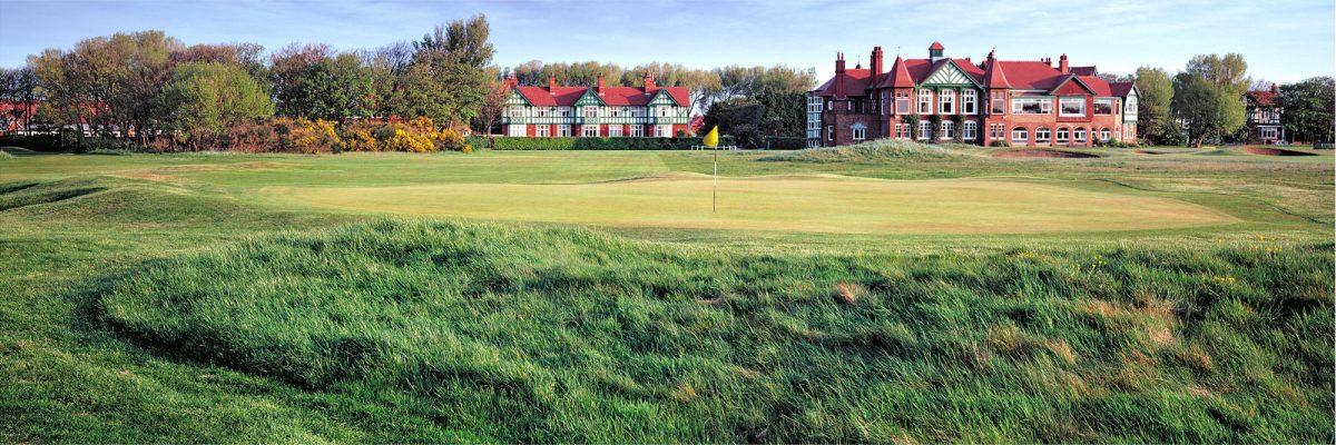 Royal Lytham and St. Anne's No. 1