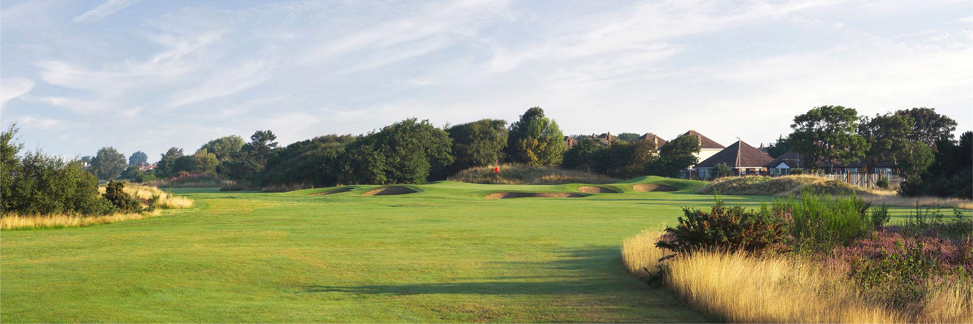 Golf Course Image - Royal Lytham & St Annes No. 12