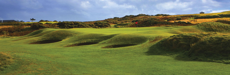 Golf Course Image - Royal Porthcawl Golf Club No. 11