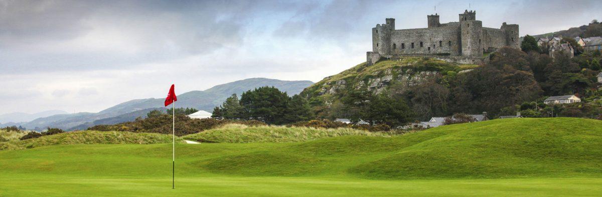 Royal St. David's Golf Club No. 13