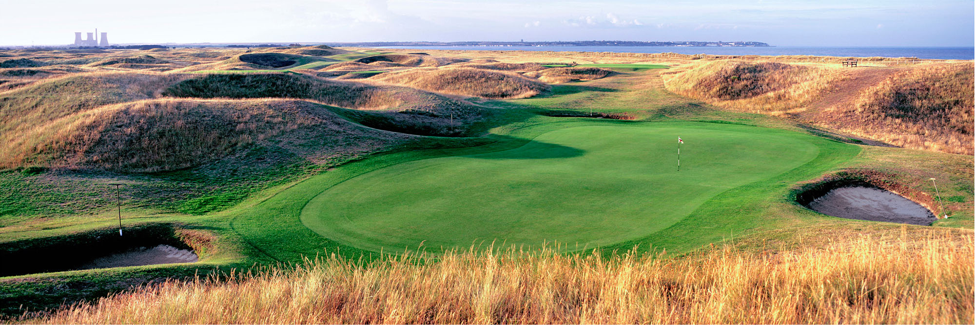 Golf Course Image - Royal St George's Golf Club No. 6