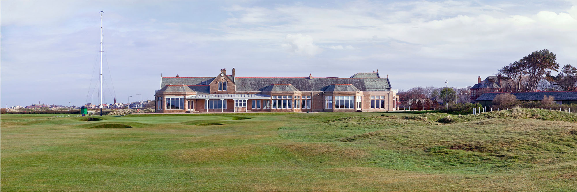 Golf Course Image - Royal Troon Golf Club No. 18