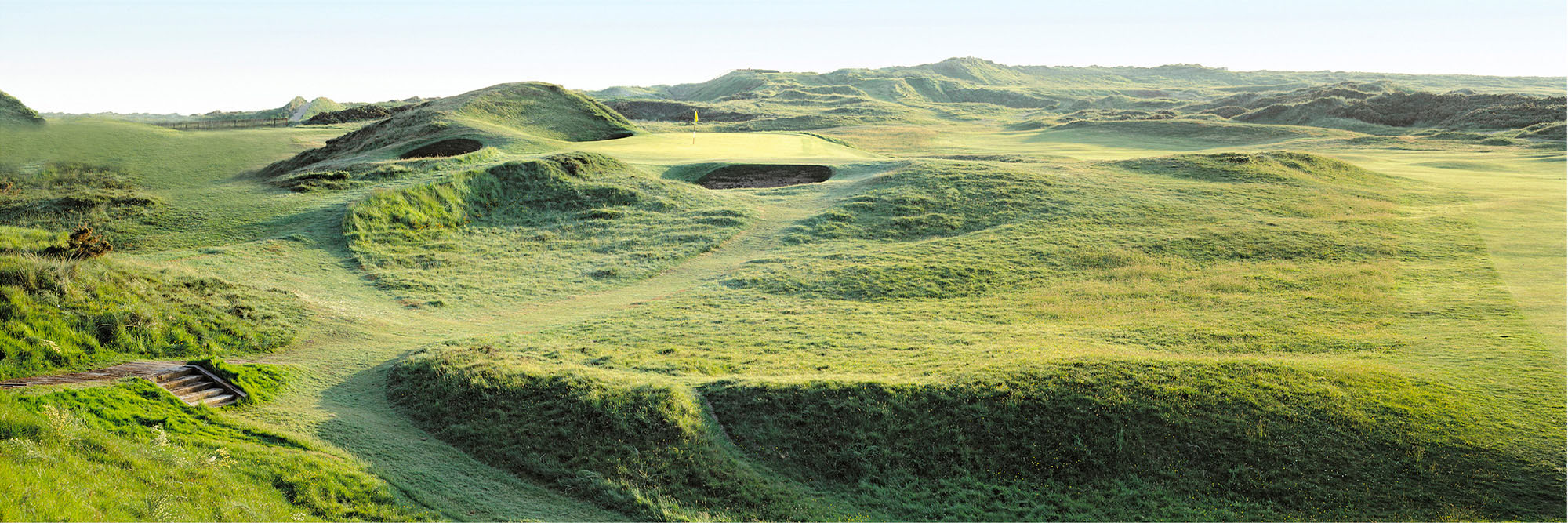 Golf Course Image - Royal Troon Golf Club No. 8