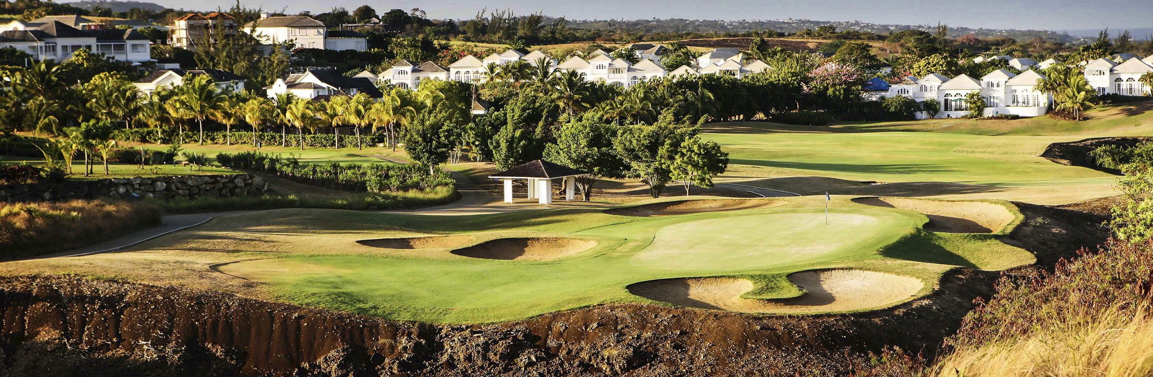 Golf Course Image - Royal Westmoreland No. 15
