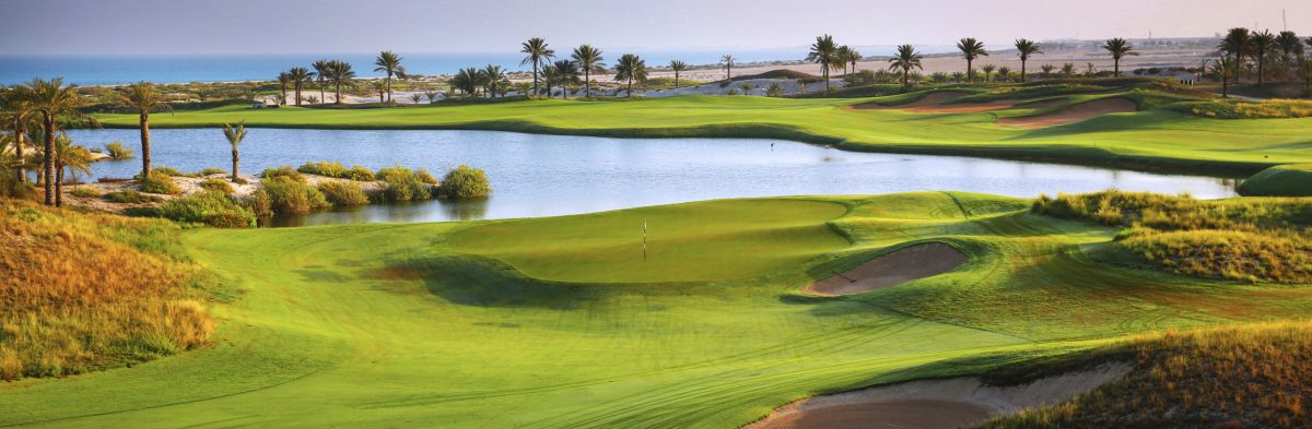 Saadiyat Beach Golf Club No. 9