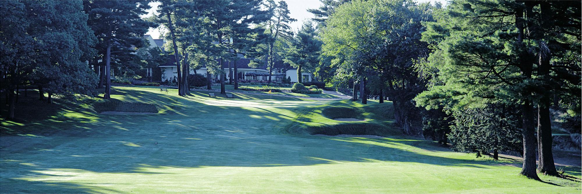 Golf Course Image - Salem Country Club No. 18