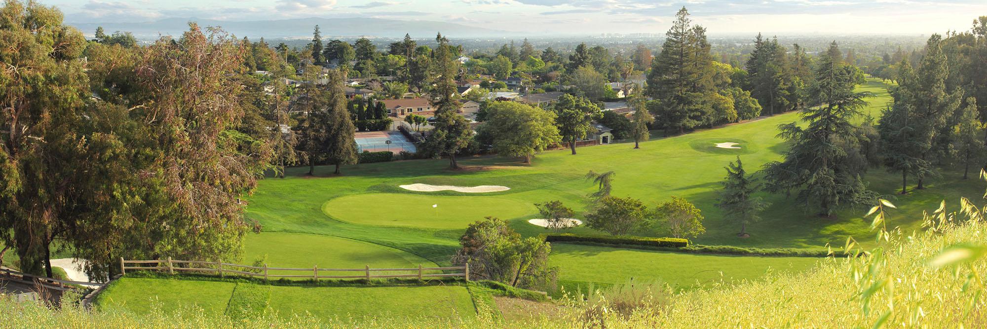 Golf Course Image - San Jose Country Club No. 16