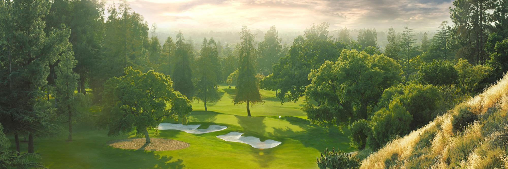 Golf Course Image - San Jose Country Club No. 7