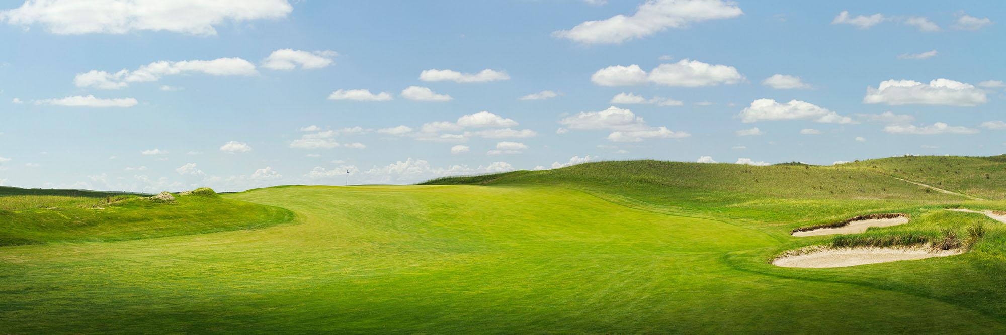 Golf Course Image - Sand Hills No. 11