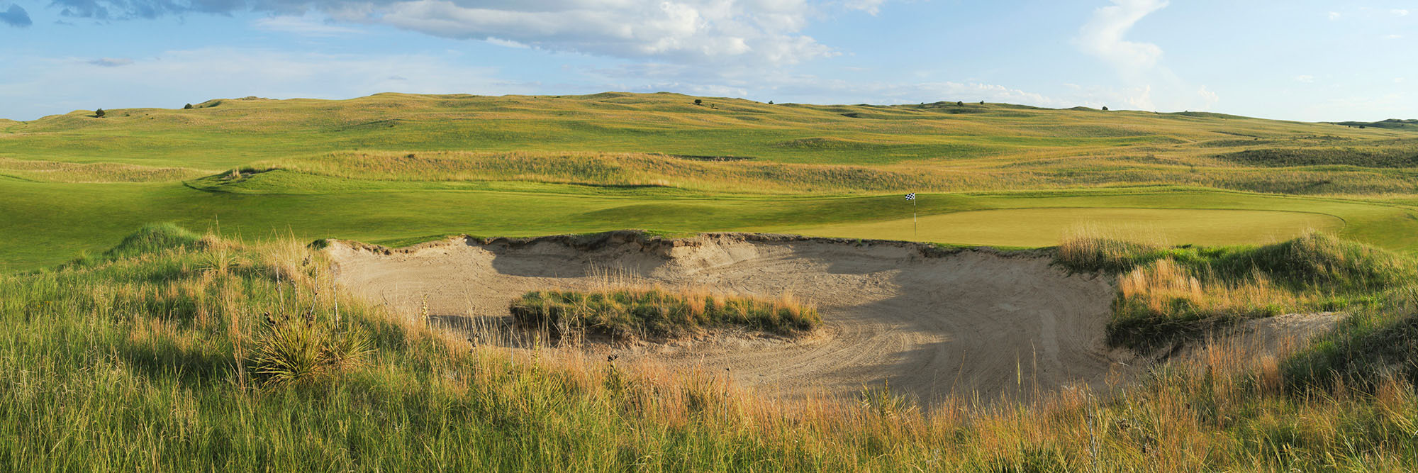 Golf Course Image - Sand Hills No. 12