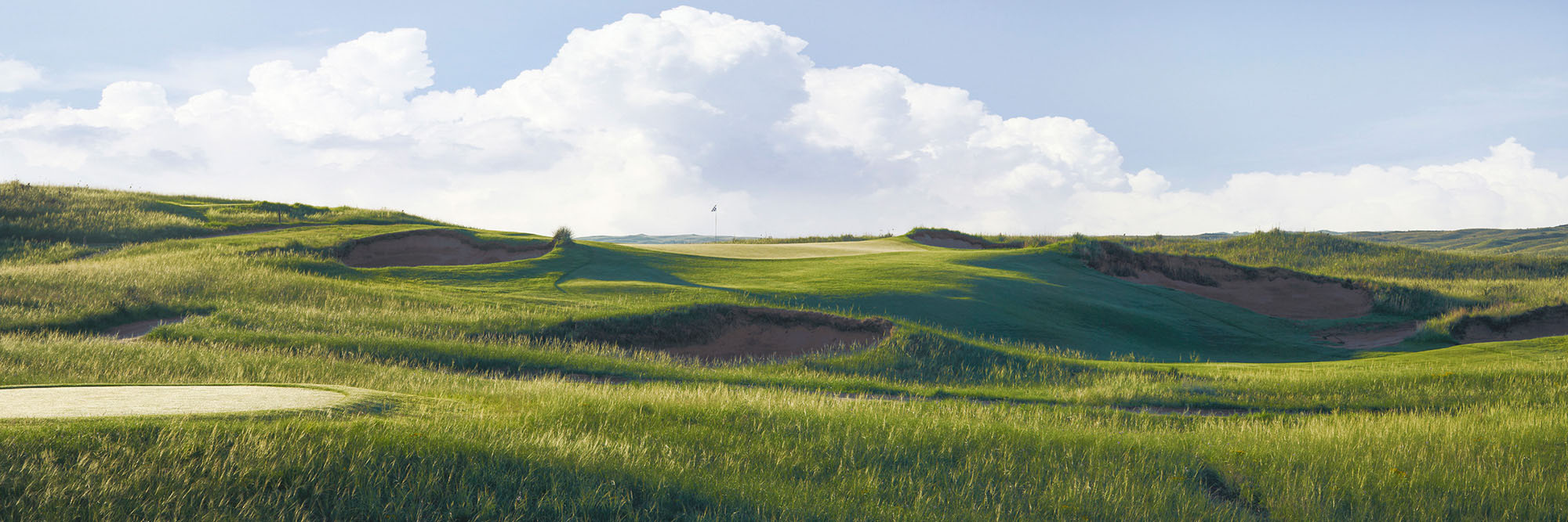 Golf Course Image - Sand Hills No. 13