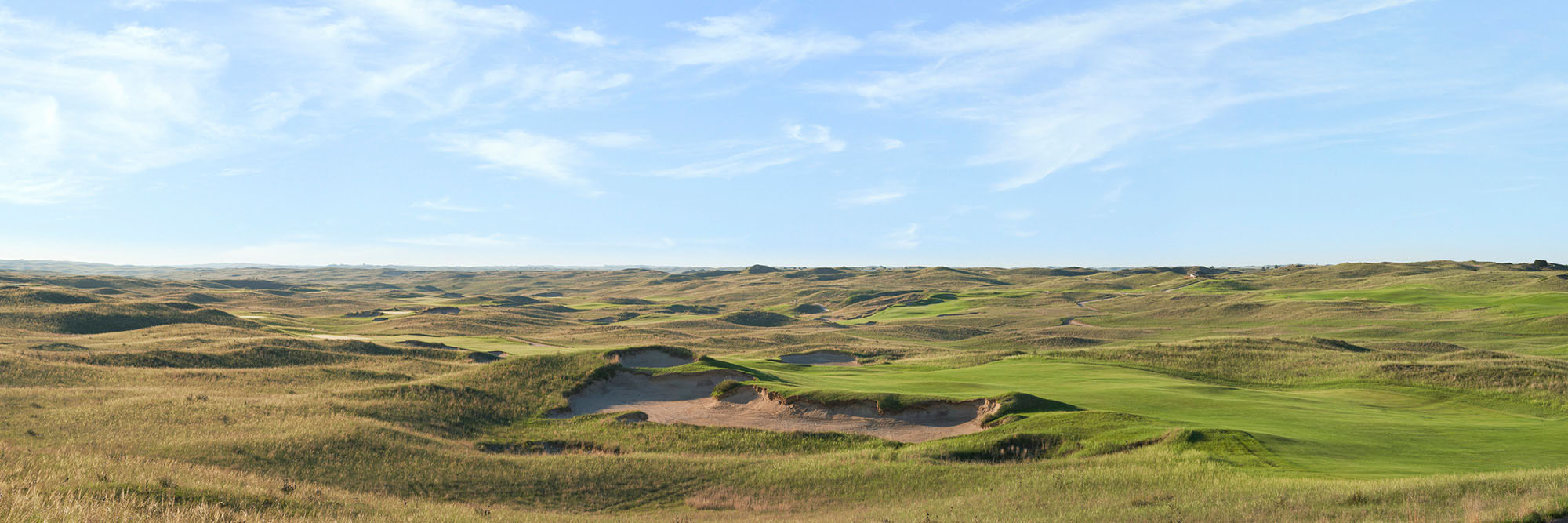Golf Course Image - Sand Hills No. 16