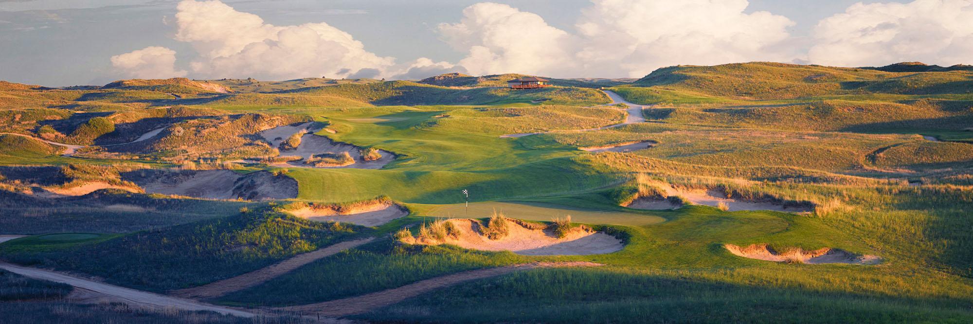 Golf Course Image - Sand Hills No. 17
