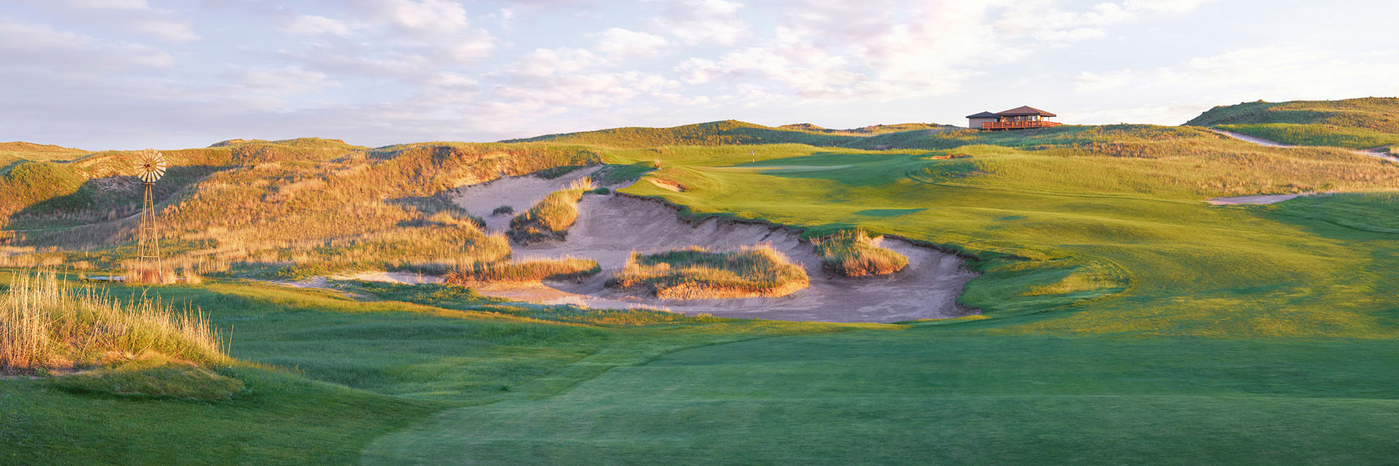 Golf Course Image - Sand Hills No. 18