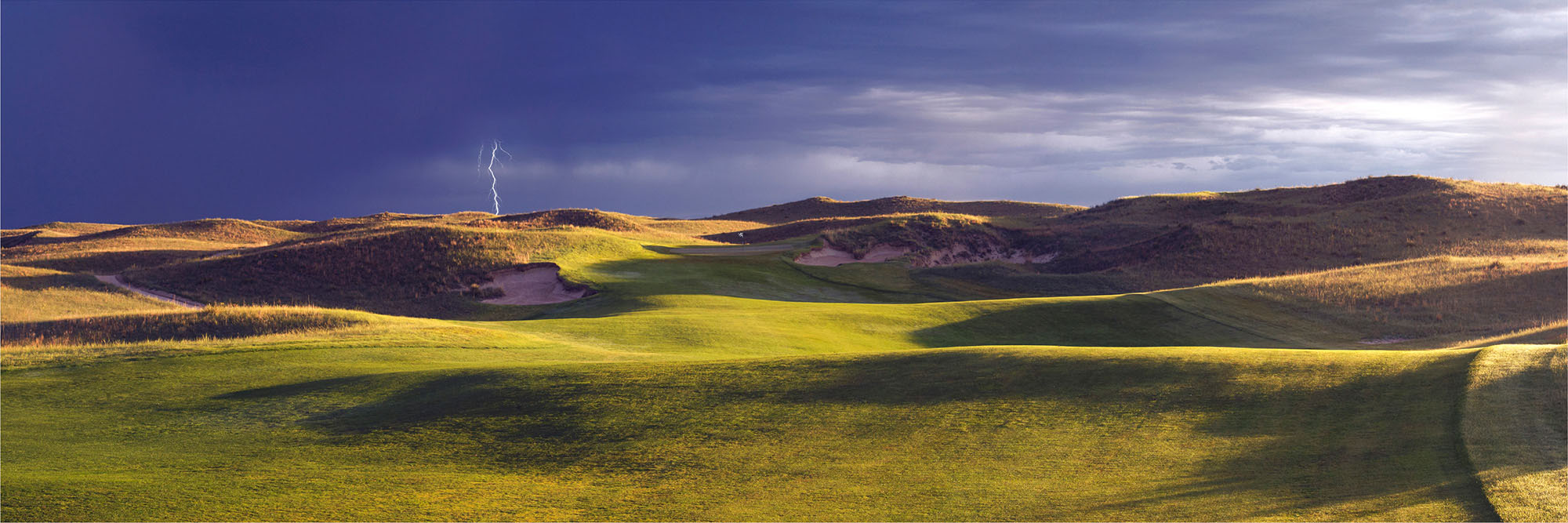 Golf Course Image - Sand Hills No. 1