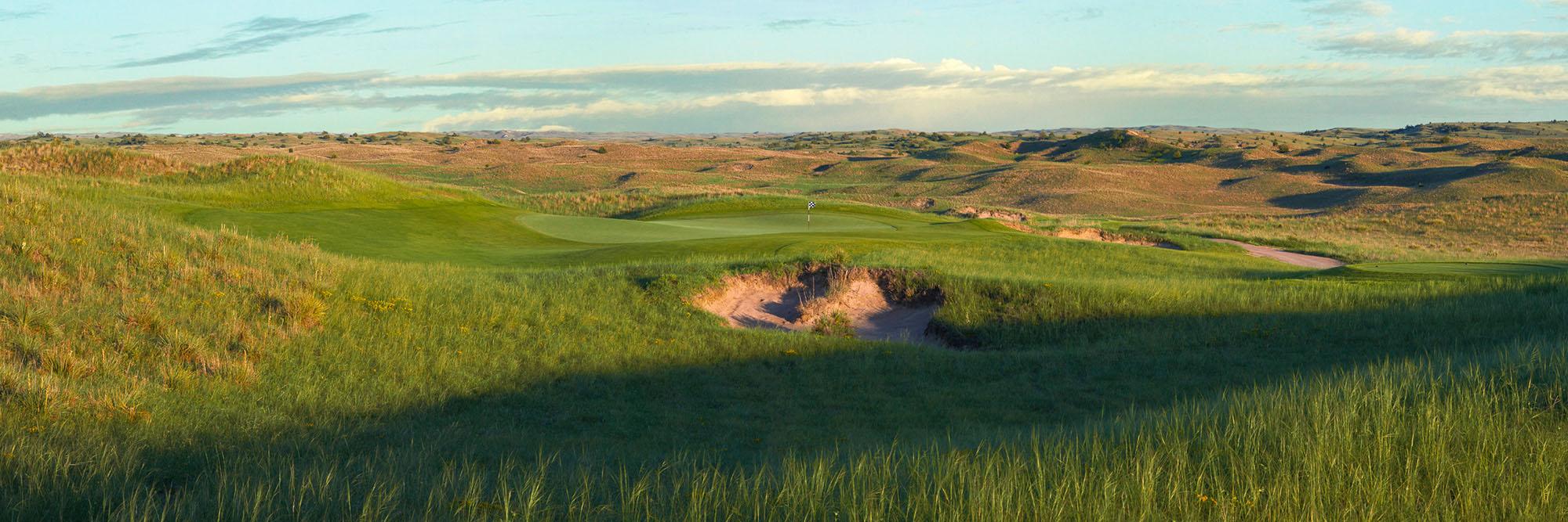 Golf Course Image - Sand Hills No. 3