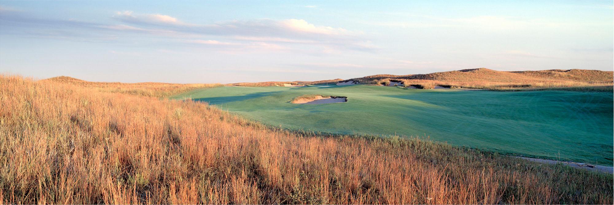 Golf Course Image - Sand Hills No. 5