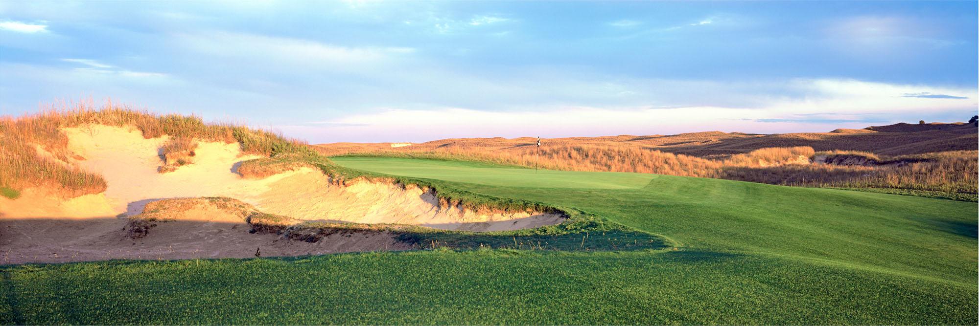 Golf Course Image - Sand Hills No. 7