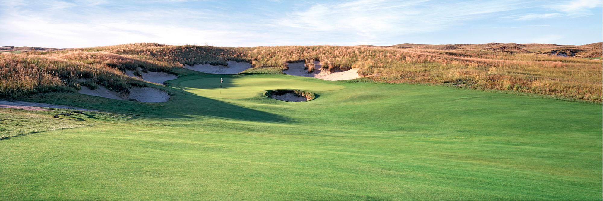 Golf Course Image - Sand Hills No. 8