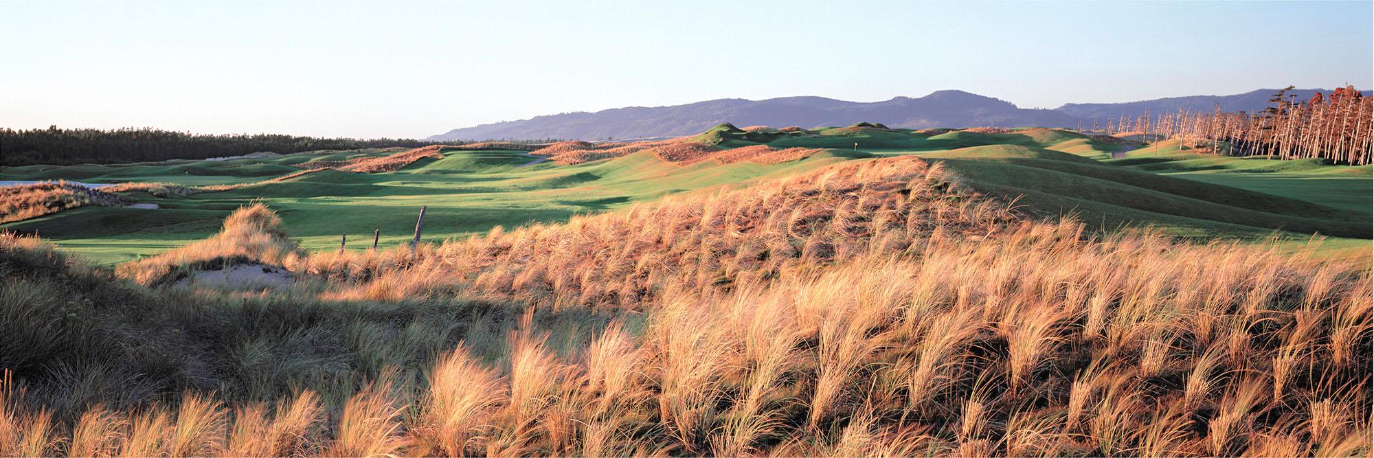 Golf Course Image - Sandpines No. 16