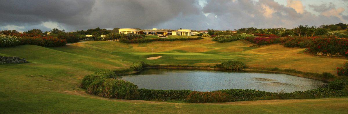 Sandy Lane Golf Club No. 18