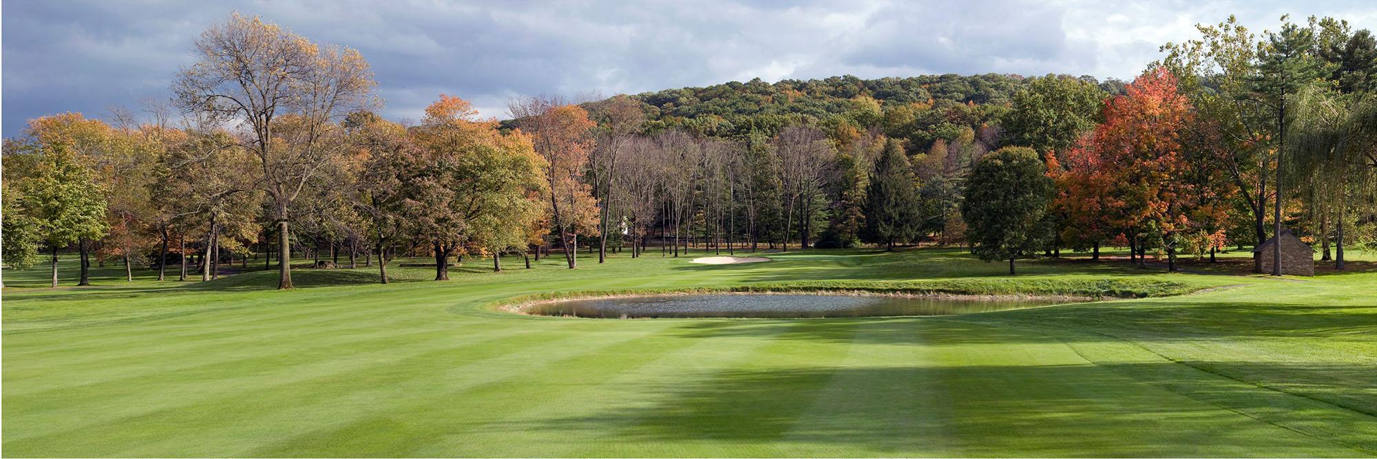Golf Course Image - Saucon Valley Grace No. 8