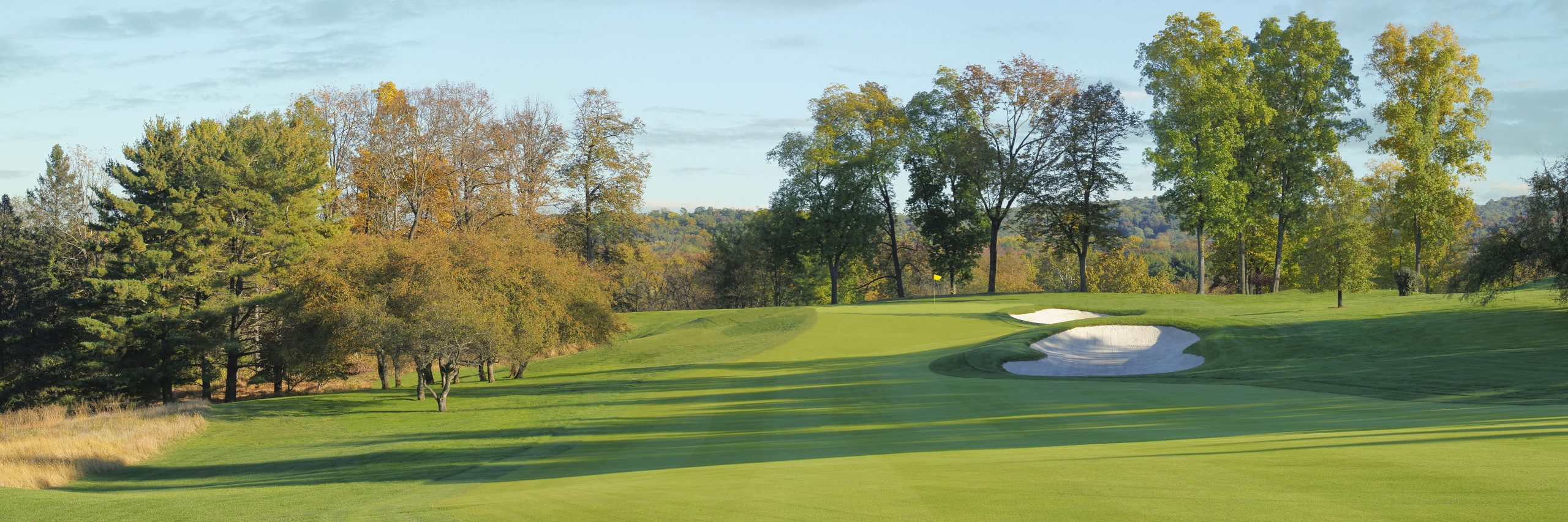 Golf Course Image - Saucon Valley Weyhill No. 13
