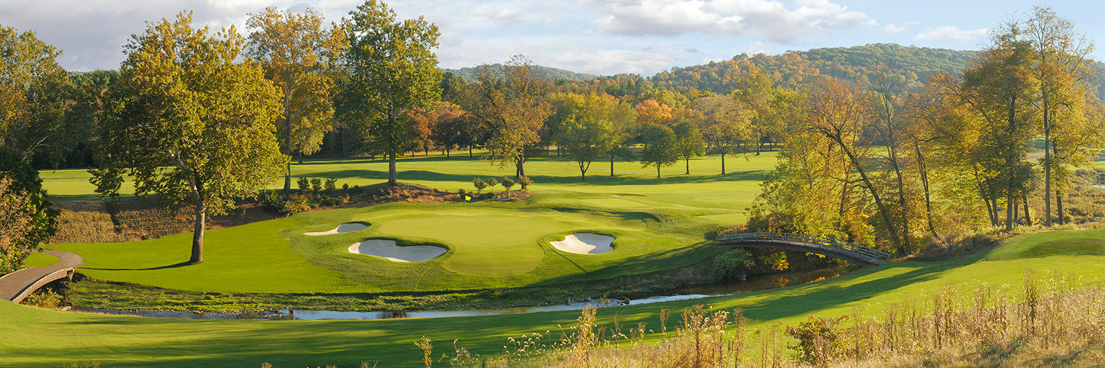 Golf Course Image - Saucon Valley Weyhill No. 16
