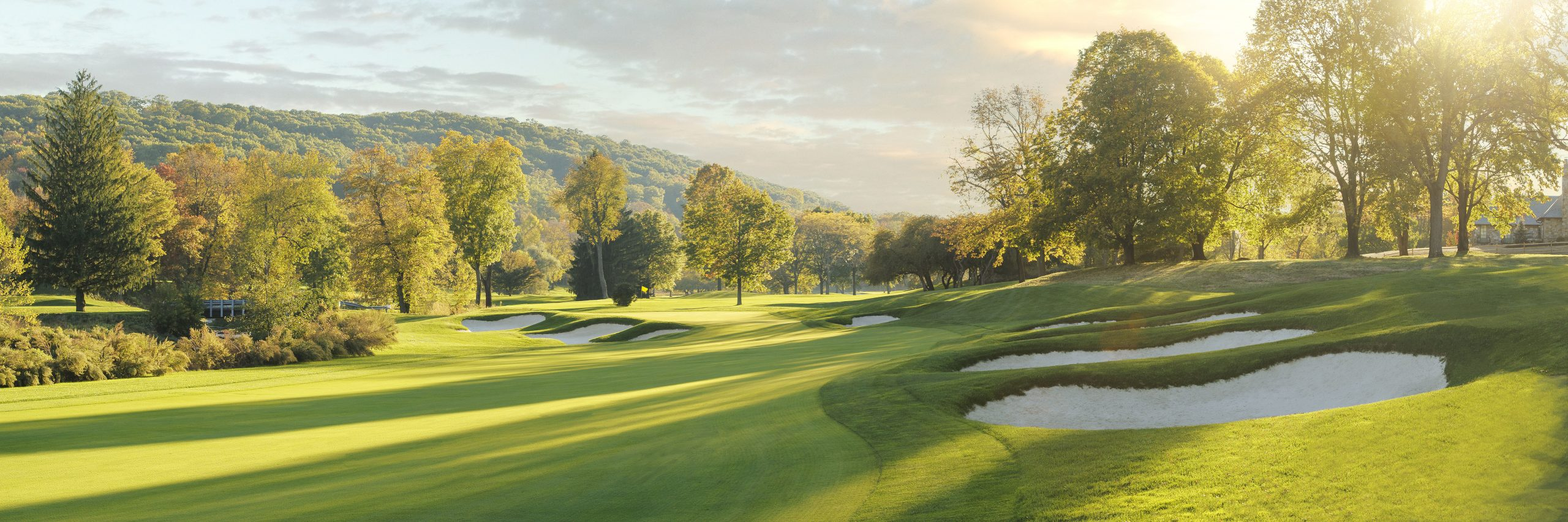 Golf Course Image - Saucon Valley Weyhill No. 17