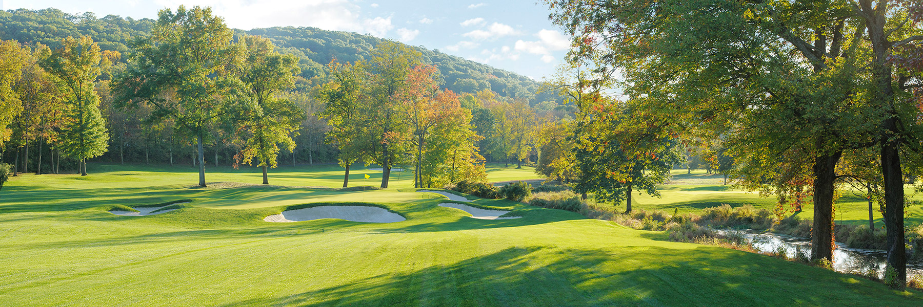 Golf Course Image - Saucon Valley Weyhill No. 5