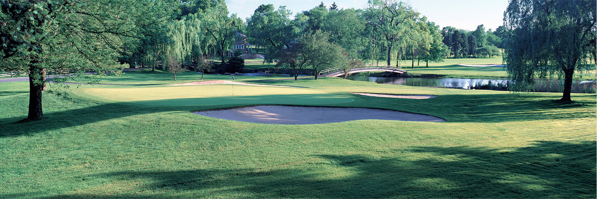 Golf Course Image - Saucon Valley Weyhill No. 6